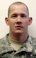 Army Spc. Eric N. Lembke