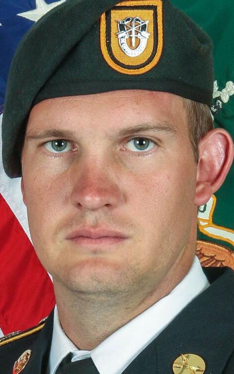 Sgt. 1st Class Dustin  Ard