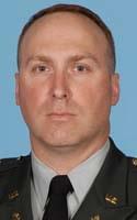 Army Maj. Robert D. Lindenau
