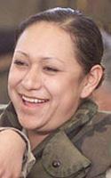 Army Pfc. Lori Ann Piestewa