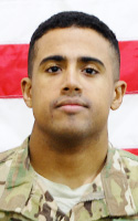 Army Sgt. Louis  Torres