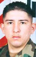 Army Sgt. Luis A. Montes