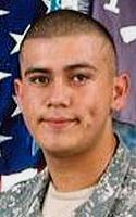 Army Cpl. Luis E. Tejeda