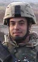Army Pfc. Kevin M. Luna