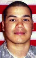 Army Spc. Alexis V. Maldonado