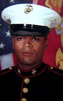 Marine Lance Cpl. John J. Malone