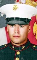 Marine Lance Cpl. Patrick A. Malone