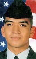 Army Pfc. Pablo  Manzano