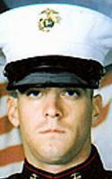 Marine Lance Cpl. Marc L. Tucker