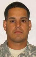 Army Spc. Marcos A. Cintron