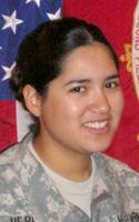 Army Spc. Marisol  Heredia