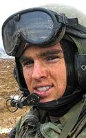 Army 2nd Lt. Mark J. Daily