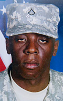 Army Pfc. Markie T. Sims
