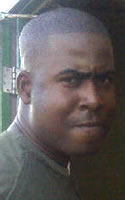 Marine Sgt. Marlon E. Myrie