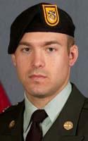 Army Staff Sgt. Jack M. Martin III