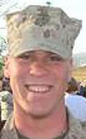 Marine Lance Cpl. Shane R. Martin