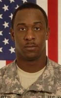 Army Staff Sgt. Vernon W. Martin