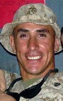 Marine Sgt. Glen E. Martinez