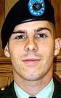 Army Spc. Matthew W. Creed