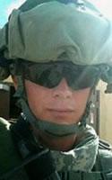 Army Pfc. Matthew J. England