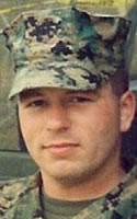 Marine Sgt. Matthew J. Fenton