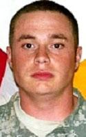 Army Spc. Matthew J. Stanley