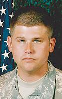 Army Sgt. 1st Class Matthew B. Thomas