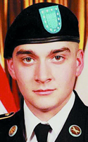 Army Pfc. Matthew H. Walker