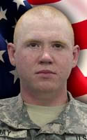 Army Pfc. Patrick W. May