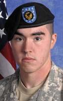 Army Cpl. Michael L. Mayne