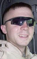 Army Staff Sgt. Chauncy R. Mays