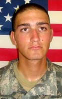 Army Spc. Jeremiah P. McCleery