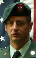 Army Sgt. 1st Class Shawn P. McCloskey