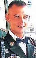 Army Sgt. Steve A. McCoy