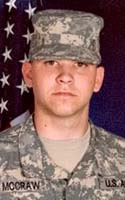 Army Pfc. Christopher A. McCraw