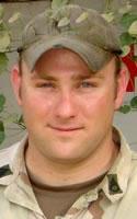 Army Sgt. 1st Class David L. McDowell
