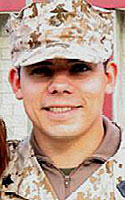 Navy Petty Officer 3rd Class Fernando A. Mendez-Aceves