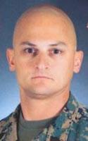 Marine 1st Sgt. Luke J. Mercardante