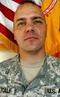 Army Sgt. Scott J. Metcalf