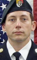 Army Sgt. 1st Class Michael A. Cathcart