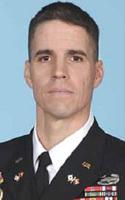 Army Maj. Michael J. Donahue