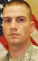 Army Spc. Michael D. Elm