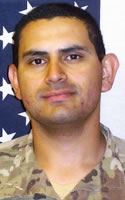 Army Staff Sgt. Michael J. Garcia