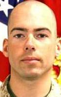 Marine Lance Cpl. Michael D. Glover