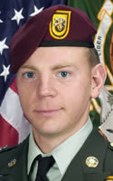 Army Staff Sgt. Michael W. Hosey