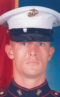 Marine Cpl. Michael B. Lindemuth