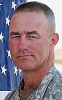 Army Sgt. Maj. Michael C. Mettille