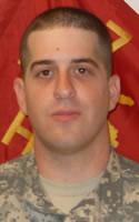Army Pfc. Michael C. Olivieri