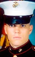 Marine Lance Cpl. Michael S. Probst
