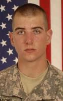 Army Pfc. Devin J. Michel